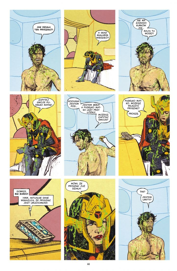 """Mister Miracle"""