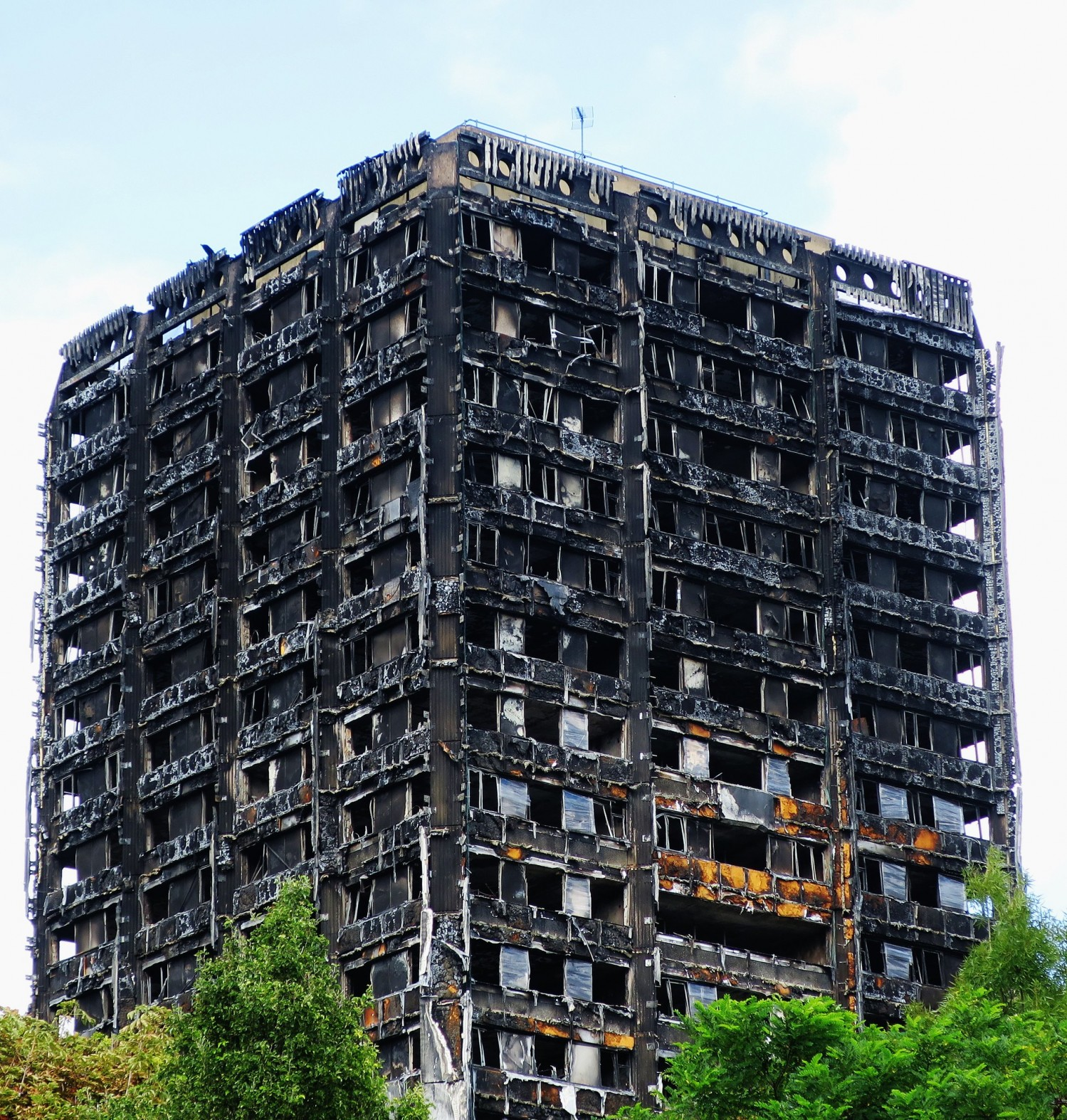 Grenfell Tower / fot. Alex JD, CC BY-NC-ND 2.0