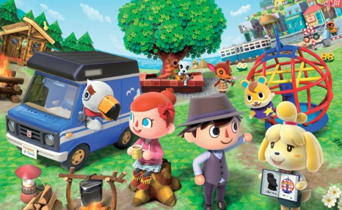 """Animal Crossing: New Leaf – welcome amiibo"""