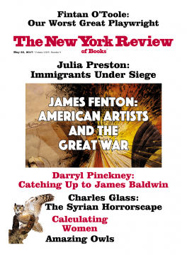 """The New York Review of Books"", nr 9, 2017"