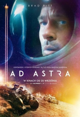 """Ad astra"", reż. James Gray"