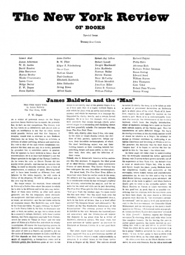 """The New York Review of Books"", nr 1, 1963"