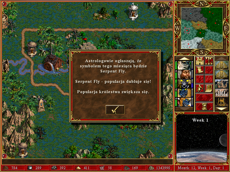 """Heroes of Might and Magic III"""
