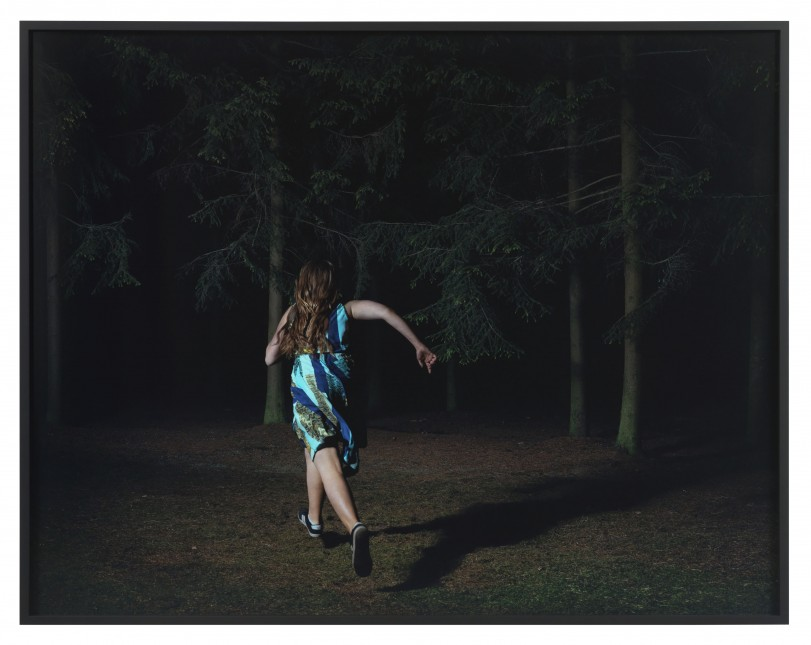 Sharon Lockhart When You're Free, You Run in the Dark, Bula, 2016, odbitka barwna / dzięki uprzejmości Fundacja Galerii Foksal, Warszawa i neugerriemschneider, Berlin