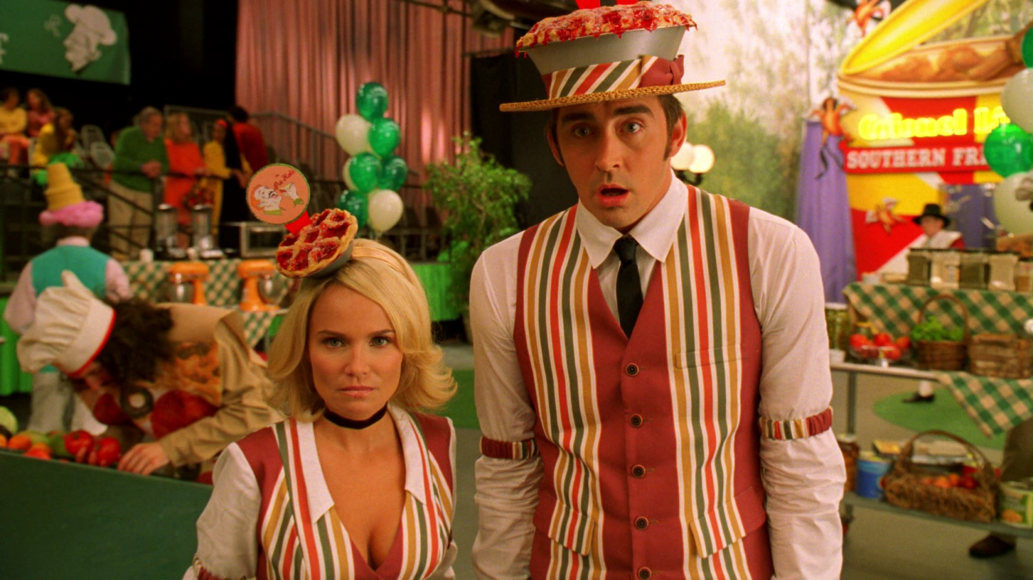 """Pushing Daisies"""