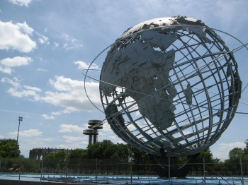 Unisphere / fot. olekinderhook, Wikimedia Commons