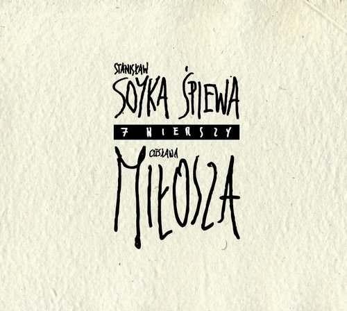 Soyka śpiewa Miłosza Muzyka Dwutygodnik Dwutygodnik