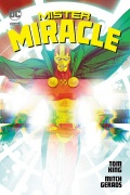 "Tom King, Mitch Gerads, ""Mister Miracle"""